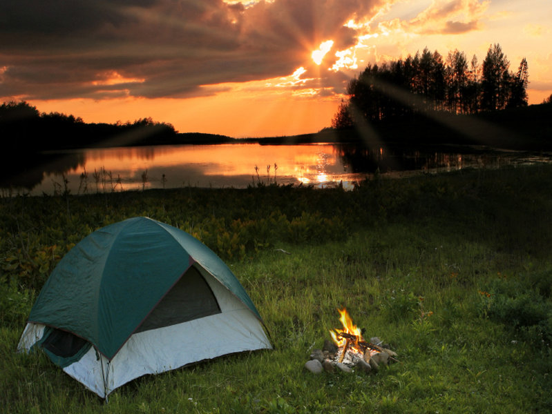 Magnificent Tent Camping at Campfire 799 x 600 · 109 kB · jpeg